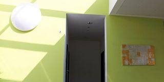 Öffentliches Gebäude mit flexiblen Trennwänden aus Gipskarton