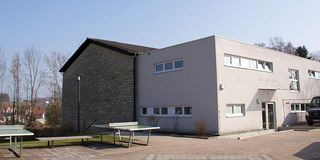 Gebäude Sporthalle in Aidenbach